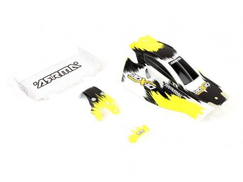 Karosserie ADX10, gelb AR402015