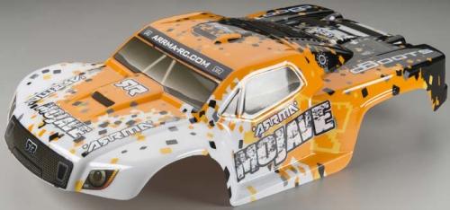 Karosserie Mojave Pixel (Orange) (fertig AR402045