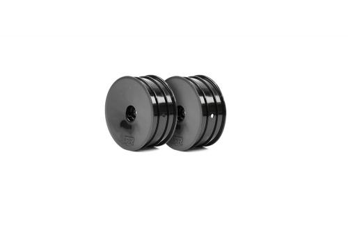 Felge ADX10, vorne, schwarz (2) AR510005
