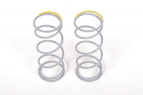 SCX10 Dämpferfeder 12.5x40mm, gelb, hart (2) 5.44 AX30208