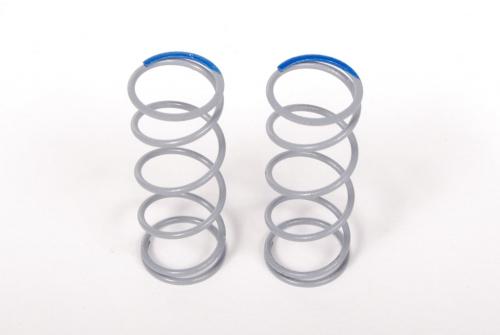 SCX10 Dämpferfeder 12.5x40mm, blau, super hart (2) AX30209