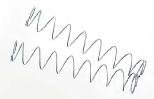 10mm Dämpferfeder 14x90mm, weiß, soft (2) 1.71 AX30214