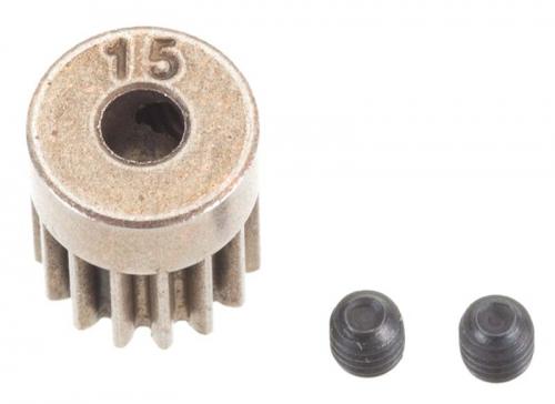 Motorritzel 48dp, 15Z, Stahl AX30573