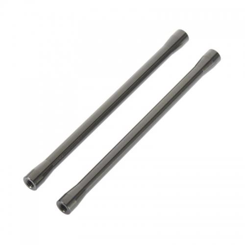 Link/Gewinderohr, Alu 7.5x107mm - eloxiert (2) AX31424