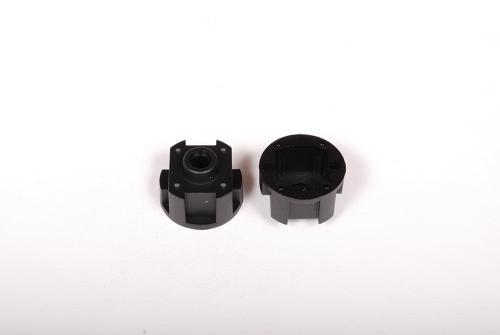Differentialgehäuse SCX10, WRAITH, AX10, YETI (2) AX80002
