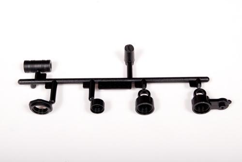 SCX10 Dämpferkappen+Zubehör, AX80029