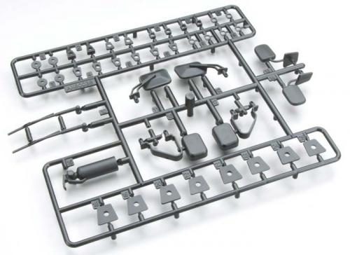 Kunststoffteile, Exterieur AX80038