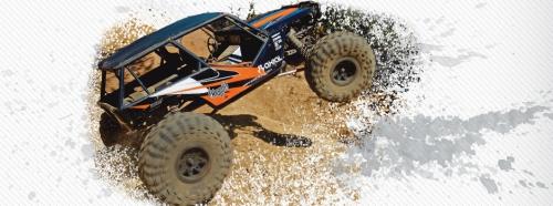 Wraith 4WD Rock Racer Kit AX90020