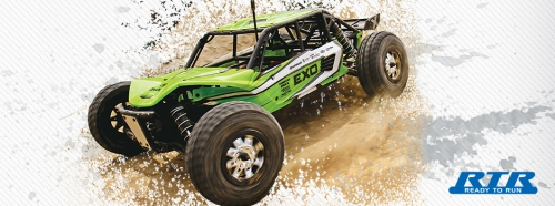 Axial 1/10 EXO TERRA 4WD RTR Revell RC Pro AX90024