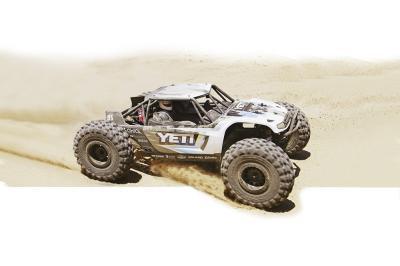 Yeti 1/10 4WD Rock Racer Kit AX90025