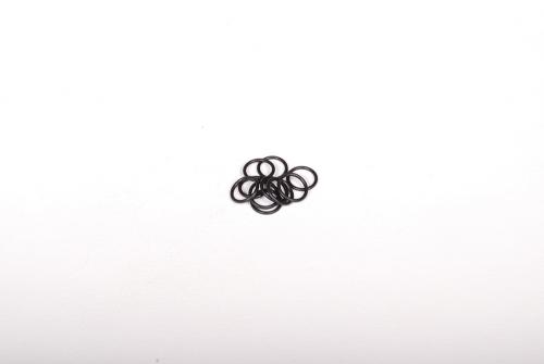 O-Ring, 7x1mm, schwarz (10) AXA1163