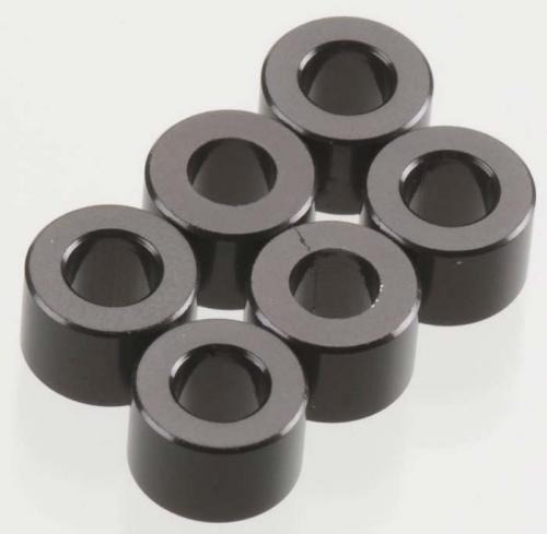 Distanzscheiben, 4x6mm, grau (6) AXA1416