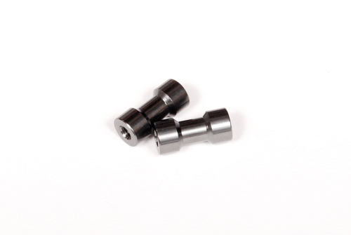 Gewindehülse,7x15mm, grau (2) AXA1420