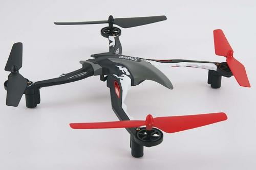 Ominus UAV Quadcopter RTF Rot DIDE01RW