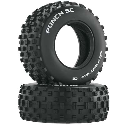 2.2/3.0 Punch SC Reifen (2) C2 1/10  DTXC3792