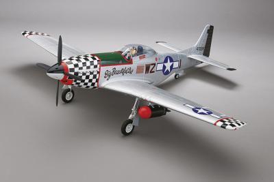 Flyzone P-51 Mustang Rx-R Hobbico FLZA4334