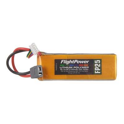 LiPo FP25 14,8 V, 2100mAh FPWP2214