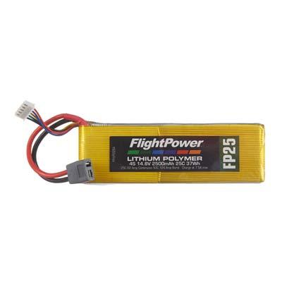 LiPo FP25 14,8 V, 2500mAh FPWP2254