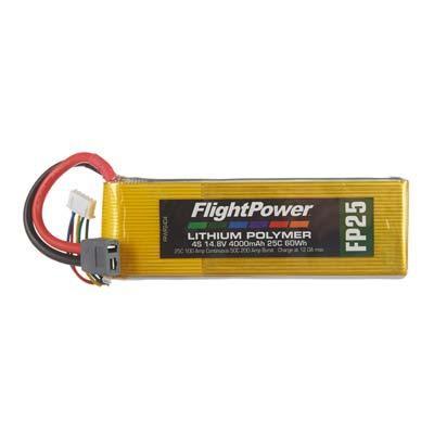 LiPo FP25 14,8 V, 4000mAh FPWP2404