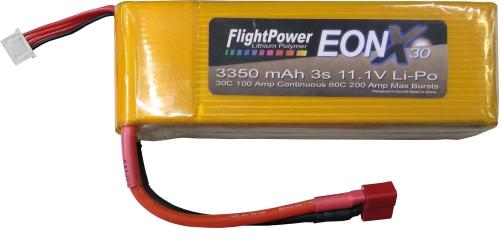 LiPo FP30 11,1 V, 450mAh FPWP3043