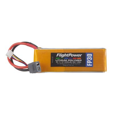 LiPo FP30 11,1 V, 1200mAh FPWP3123