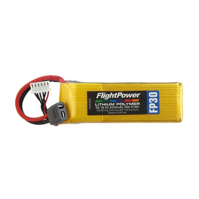 LiPo FP30 18,5 V, 2200mAh FPWP3225