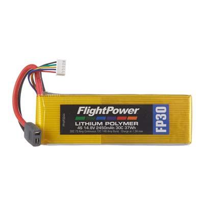 LiPo FP30 14,8 V, 2450mAh FPWP3244