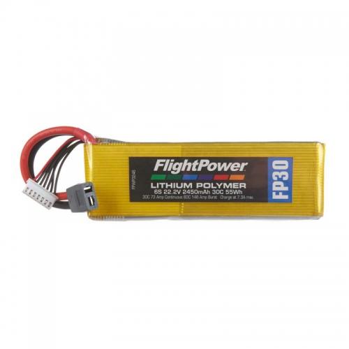 LiPo FP30 22,2 V, 2450mAh FPWP3246