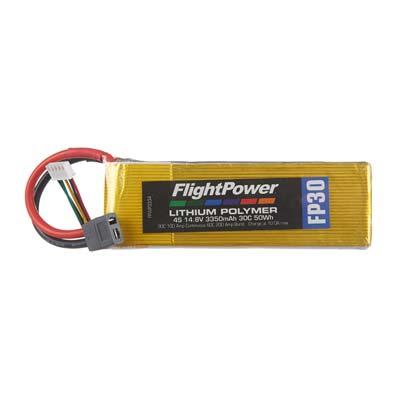 LiPo FP30 14,8 V, 3350mAh FPWP3334