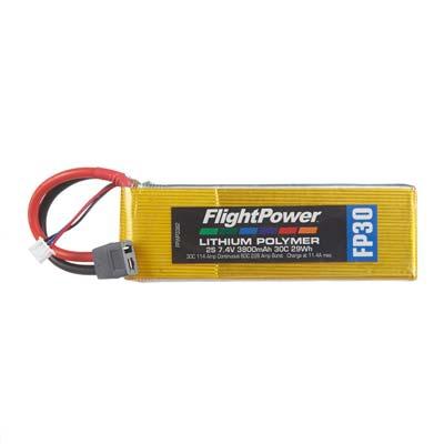 LiPo FP30 7,4 V, 3800mAh FPWP3382