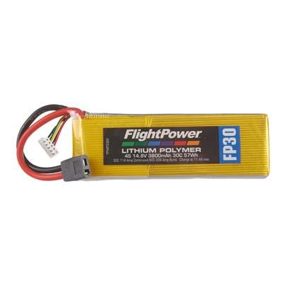 LiPo FP30 14,8 V, 3800mAh FPWP3384