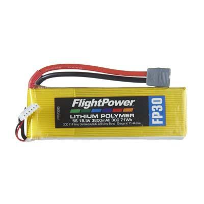LiPo FP30 18,5 V, 3800mAh FPWP3385