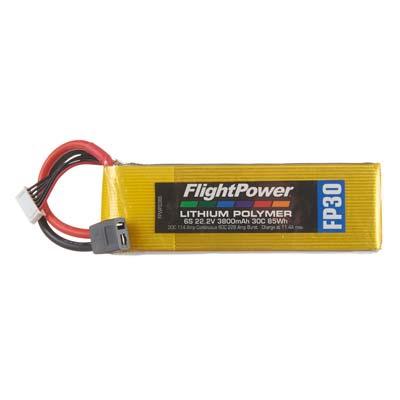LiPo FP30 22,2 V, 3800mAh FPWP3386