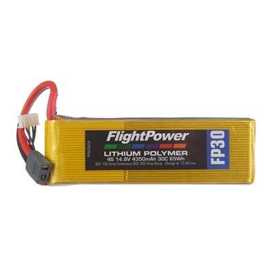 LiPo FP30 14,8 V, 4350mAh FPWP3434
