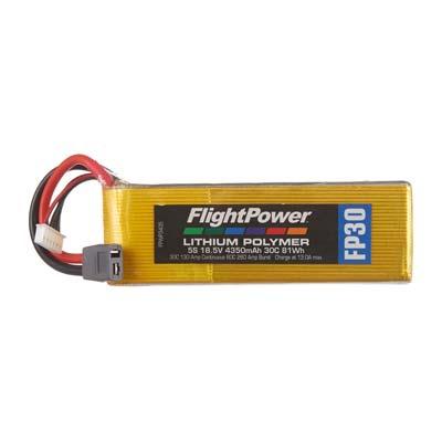 LiPo FP30 18,5 V, 4350mAh FPWP3435