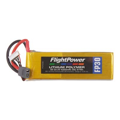 LiPo FP30 22,2 V, 4350mAh FPWP3436
