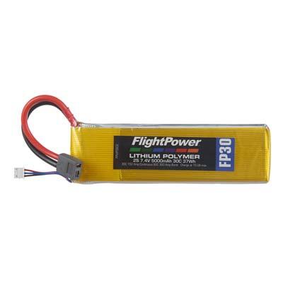 LiPo FP30 7,4 V, 5000mAh FPWP3502