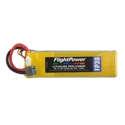 LiPo FP30 14,8 V, 5000mAh FPWP3504