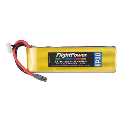 LiPo FP30 18,5 V, 5000mAh FPWP3505