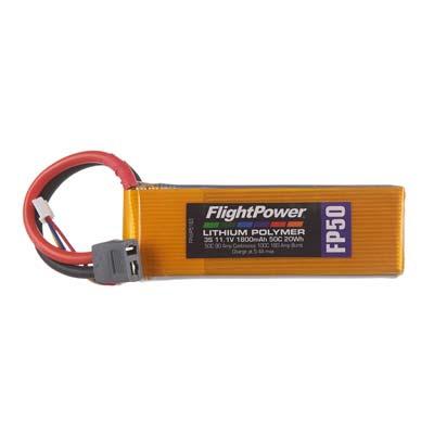 LIPO FP50 11,1 V, 1800mAh FPWP5183
