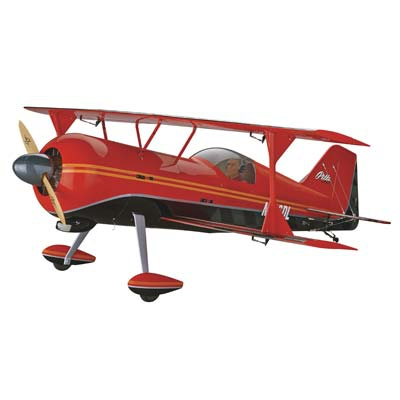GreatPlanes Pitts M12 50-65CC/EP ARF Limited Edit. GPMA1422