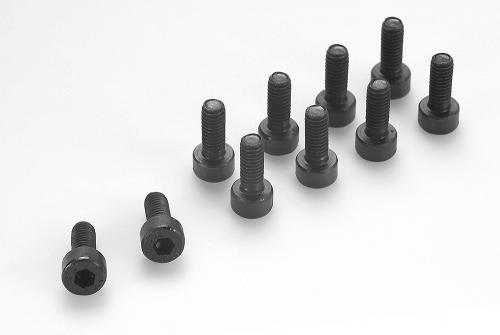 Zylinderschraube M6X16 Innensechskant,Stahl (10) HCAQ6045