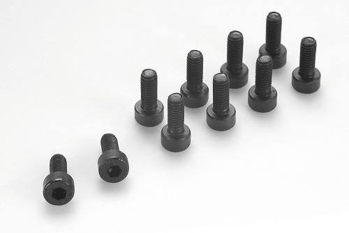 Zylinderschraube M6X20 Innensechskant,Stahl (10) HCAQ6046