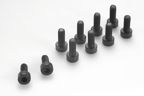 Zylinderschraube M6X30 Innensechskant,Stahl (10) HCAQ6048