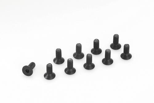 Senkschraube M3X6 Innensechskant,Stahl (10) HCAQ6069