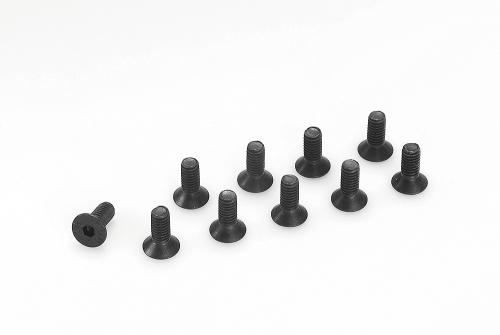 Senkschraube M3X6 Innensechskant,Stahl (10) HCAQ6070
