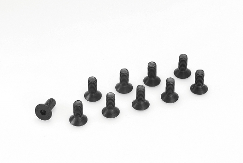 Senkschraube M3X6 Innensechskant,Stahl (10) HCAQ6072