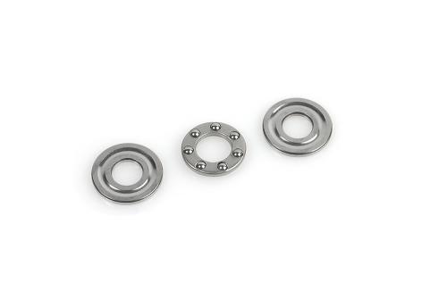 Drucklager ABEC 3, 6X14X5 - F6-14G, (2 st) HCAQ6913
