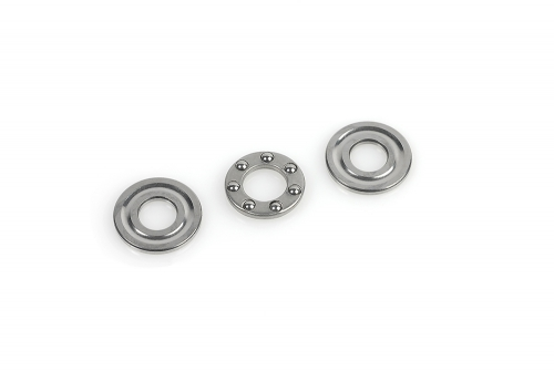Drucklager ABEC 3, 8X16X5 - F8-16G, (2 st) HCAQ6914