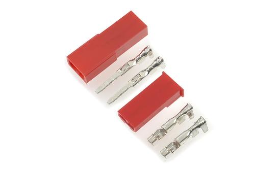 SteckerVergoldeten Kontakten,Stecker+Buchse.2Paar HCAQ7091